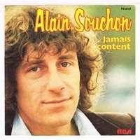 Alain Souchon  Jamais content